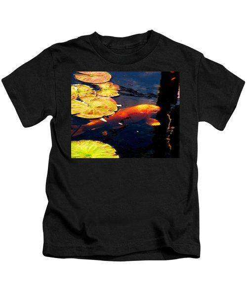 Playing Koi Kids T-Shirt