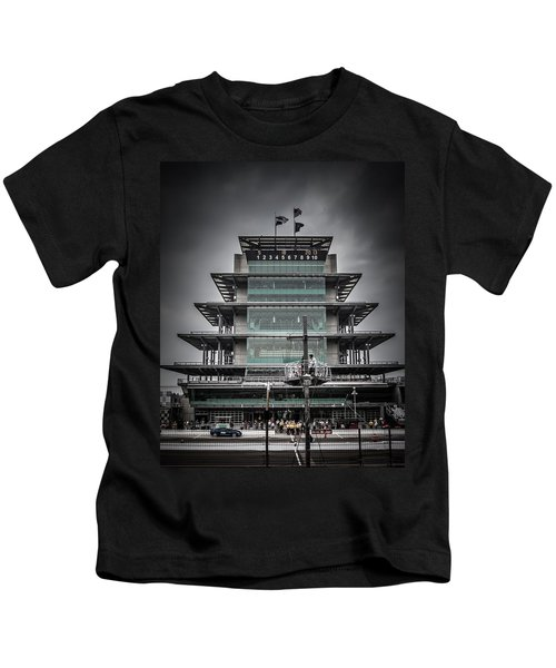Pole Day At The Indy 500 Kids T-Shirt
