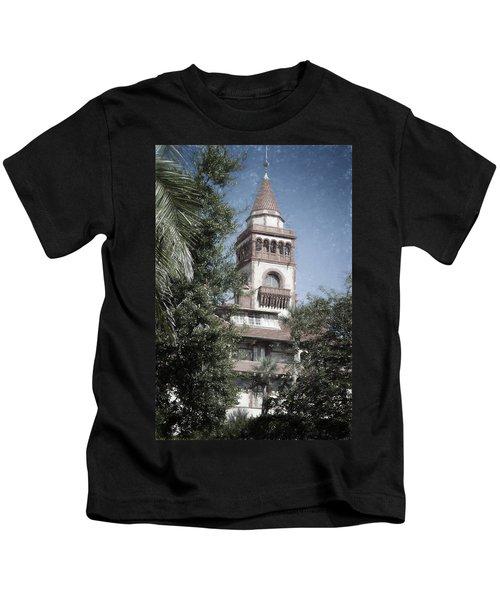 Ponce De Leon Hall Kids T-Shirt