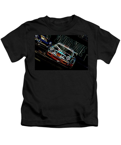 Porsche 911 Racing Kids T-Shirt