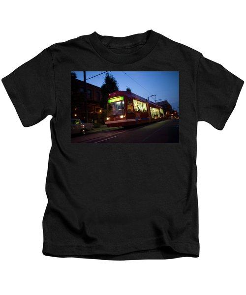 Portland Streetcar Kids T-Shirt