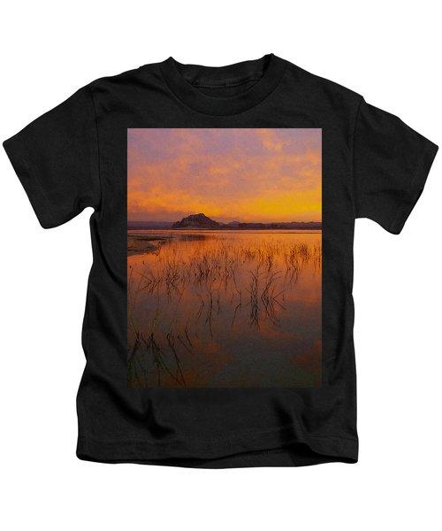 Powell Sunrise 1 Kids T-Shirt