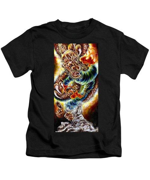 Power Of Spirit Kids T-Shirt