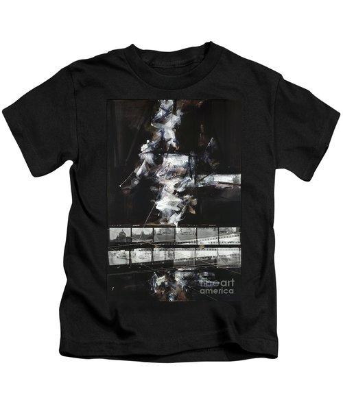 Prague Souvenir IIi Kids T-Shirt