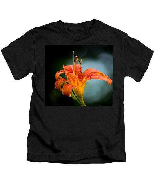 Pretty Flower Kids T-Shirt