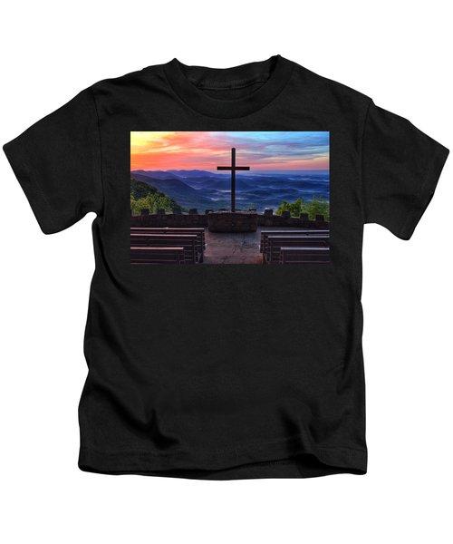 Pretty Place Chapel Sunrise Kids T-Shirt
