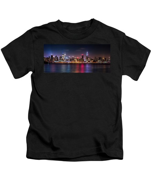 Pride Weekend Panorama Kids T-Shirt