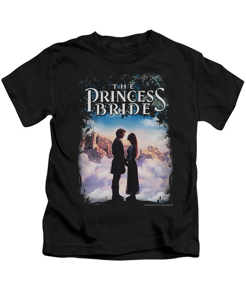 Princess Bride - Storybook Love Kids T-Shirt