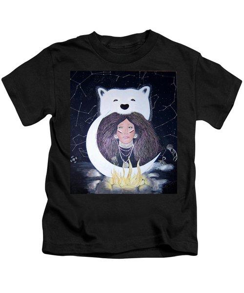 Princess Moon Kids T-Shirt