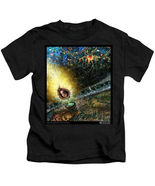 Programmable Evolution  Kids T-Shirt