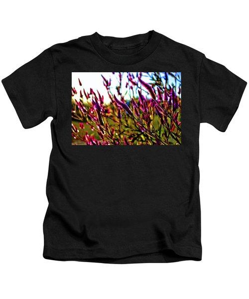 Purpleness Kids T-Shirt