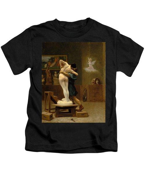Pygmalion And Galatea Kids T-Shirt