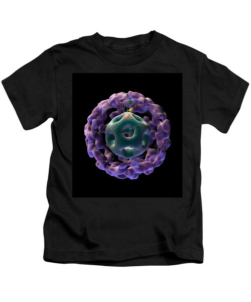 Pyruvate Dehydrogenase, Metabolic Enzyme Kids T-Shirt