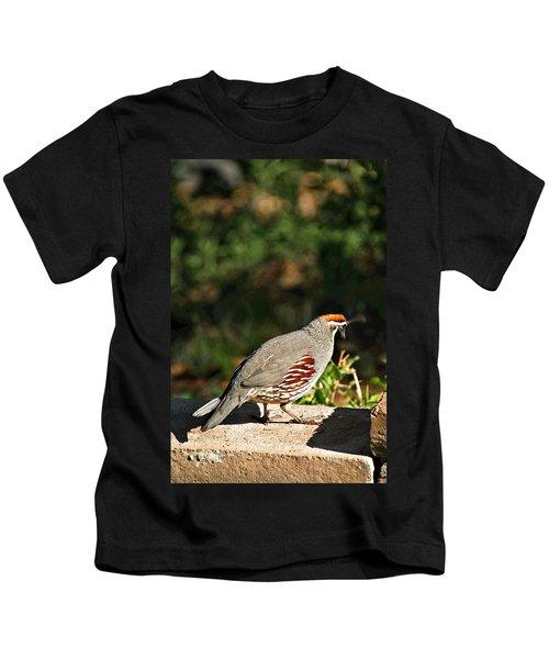 Quail Kids T-Shirt