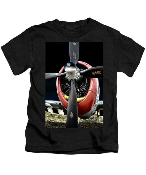 Radial Power Kids T-Shirt