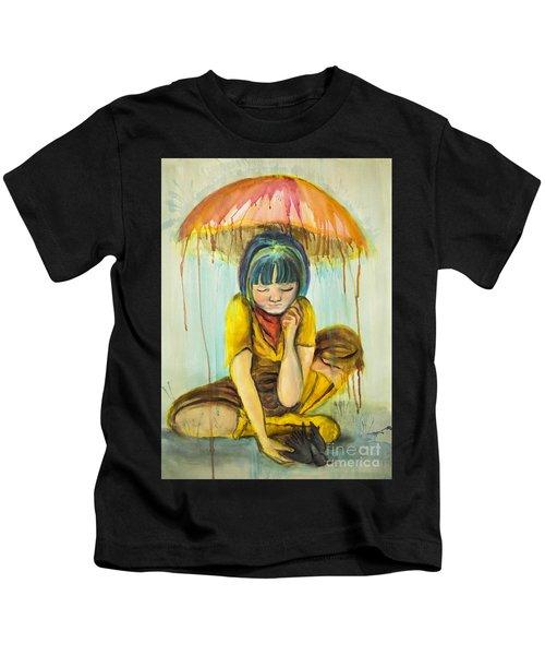 Rain Day  Kids T-Shirt