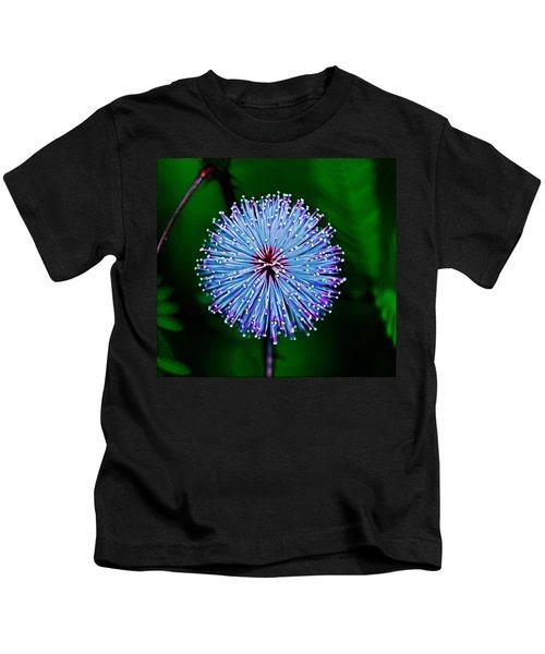 Rainforest Flower Kids T-Shirt