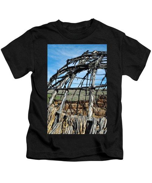 Rancho Sierra Vista Satwiwa Chumash Ap Home Kids T-Shirt