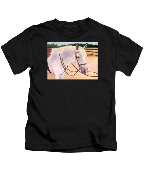 Ready To Ride Kids T-Shirt