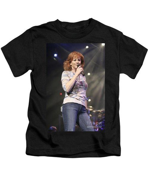 Reba Mcentire Kids T-Shirt