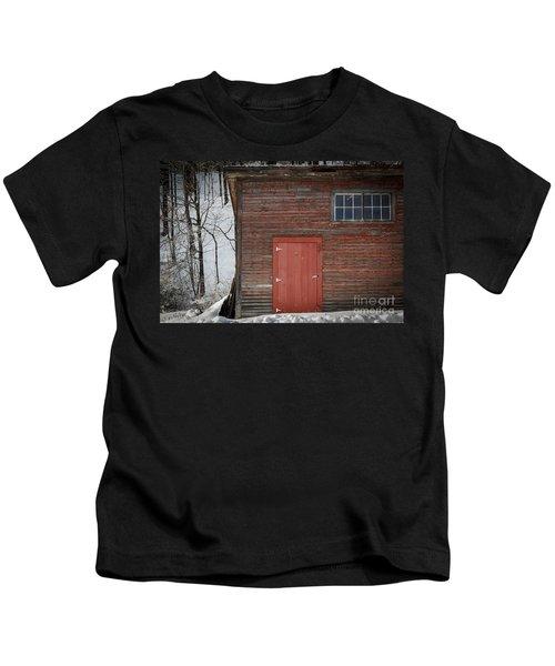 Red Door Red Barn Kids T-Shirt