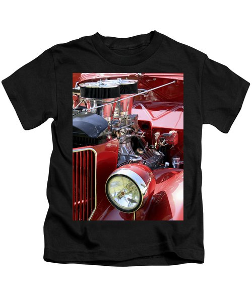 Red Ford Kids T-Shirt