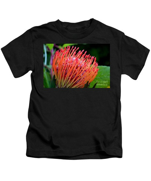 Red Pin Cushion Kids T-Shirt