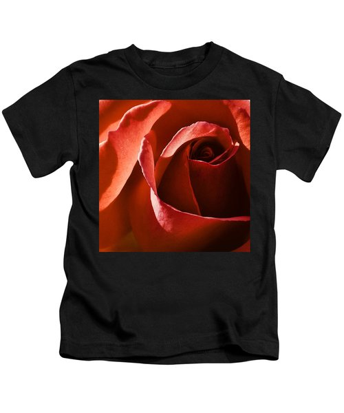 Red Red Rose Kids T-Shirt