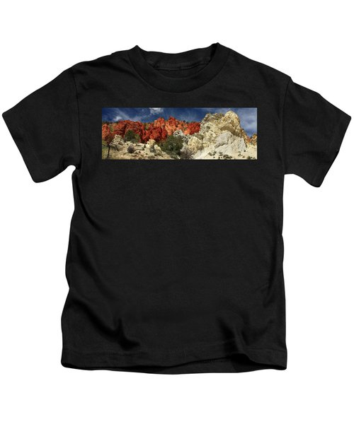 Red Rock Canyon Kids T-Shirt
