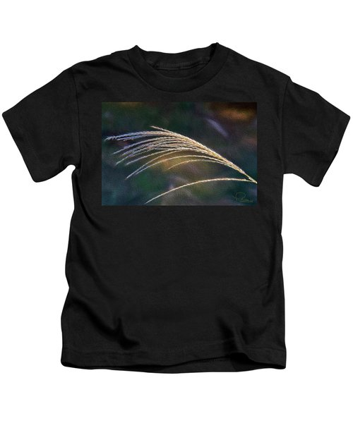 Reed Grass Kids T-Shirt