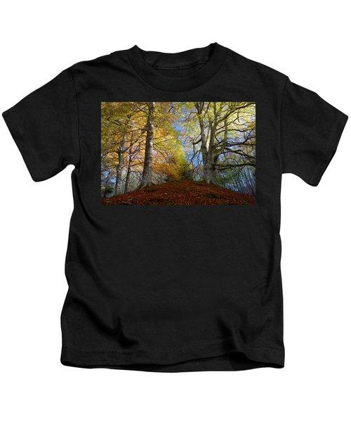 Reelig Forest  Kids T-Shirt
