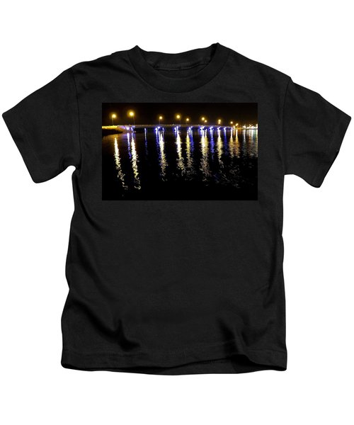 Reflections Of Time Past Kids T-Shirt