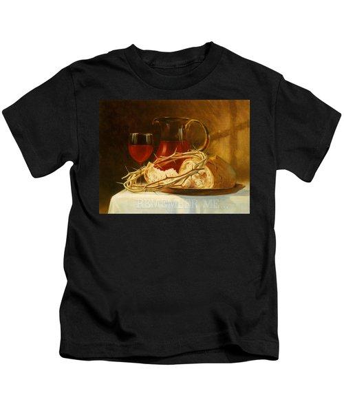 Remember Me Kids T-Shirt