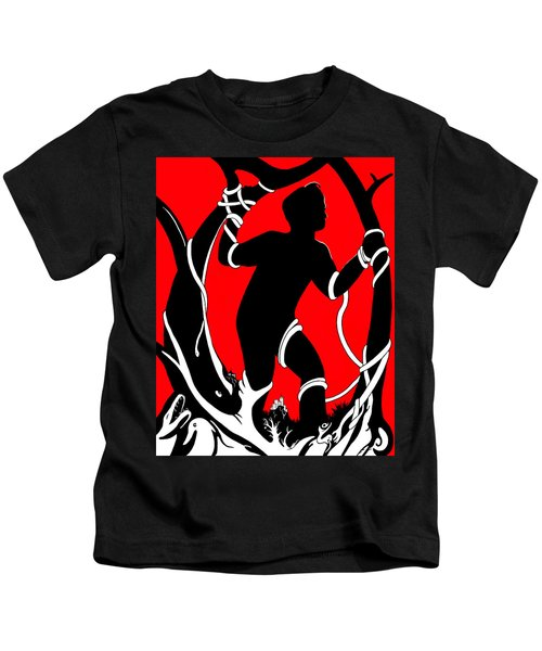 Restraint Kids T-Shirt