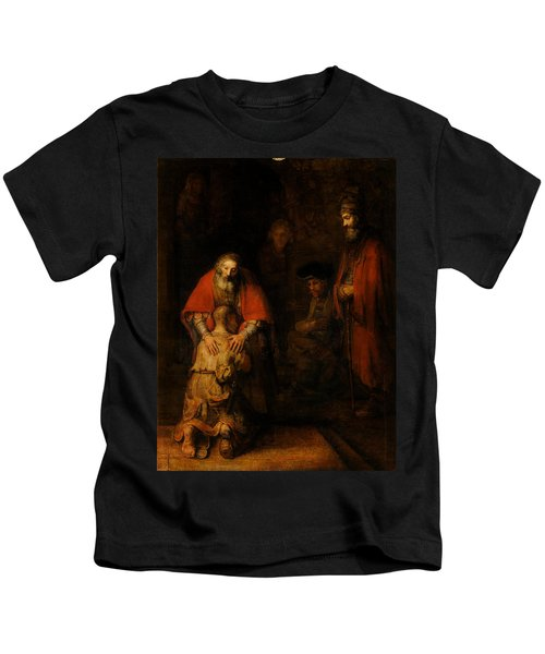 Return Of The Prodigal Son  Kids T-Shirt