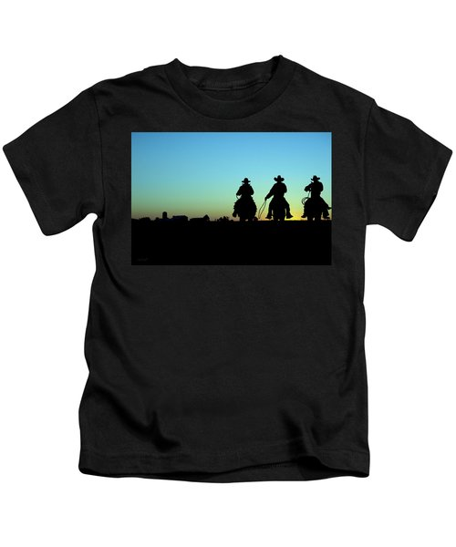 Ride 'em Cowboy Kids T-Shirt
