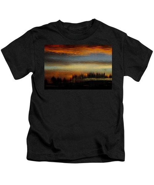 River Of Sky Kids T-Shirt