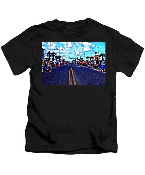 Road To Infinity Kids T-Shirt