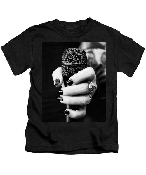 Rock And Metal Kids T-Shirt