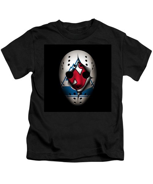 Rockies Become The Devils Kids T-Shirt
