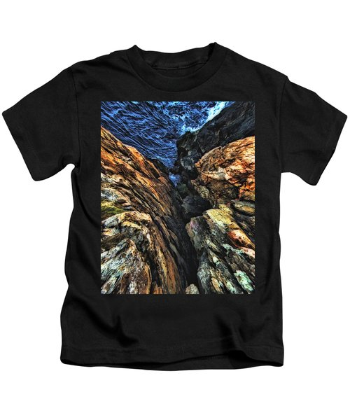 Rocky Shore Kids T-Shirt