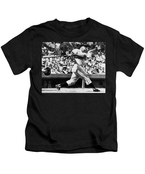Roger Maris Hits 52nd Home Run Kids T-Shirt