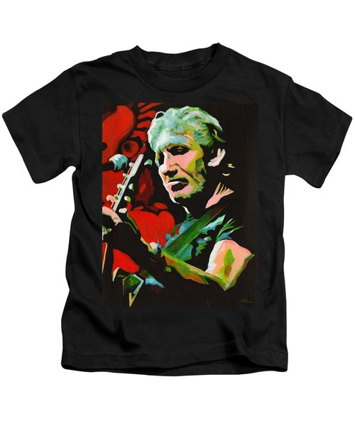 Roger Waters. Breaking The Wall  Kids T-Shirt