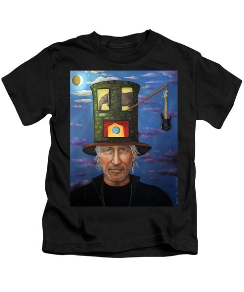 Roger Waters Kids T-Shirt