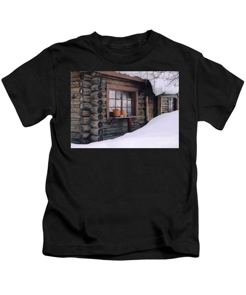 October Snow Kids T-Shirt