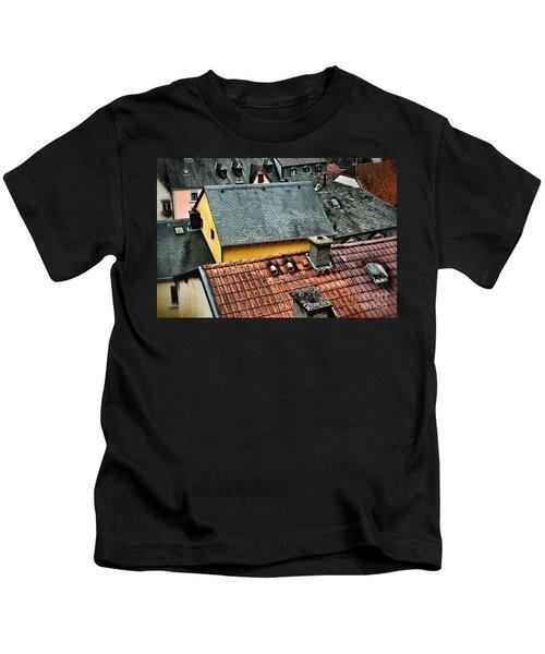 Rooftops Kids T-Shirt