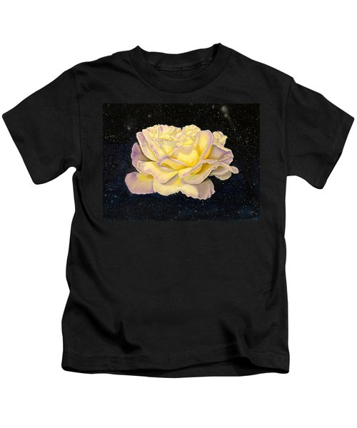 Rose Stars Kids T-Shirt