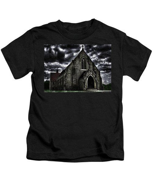 Roseville Ohio Church Kids T-Shirt