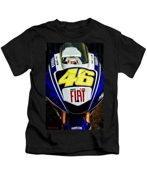 Rossi Yamaha Kids T-Shirt