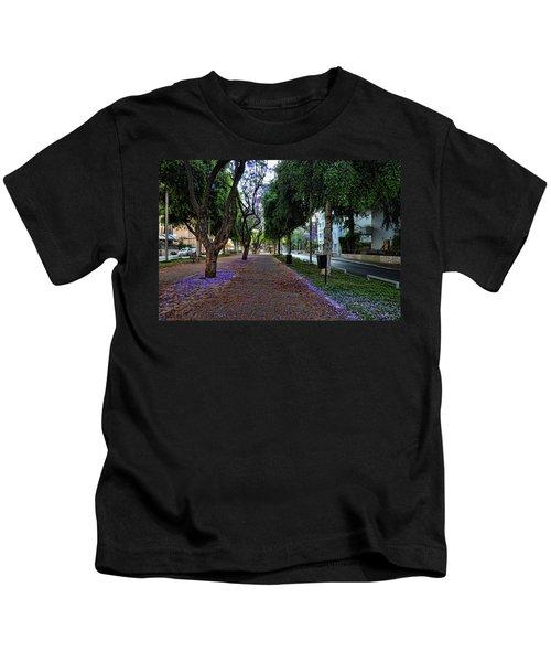Rothschild Boulevard Kids T-Shirt